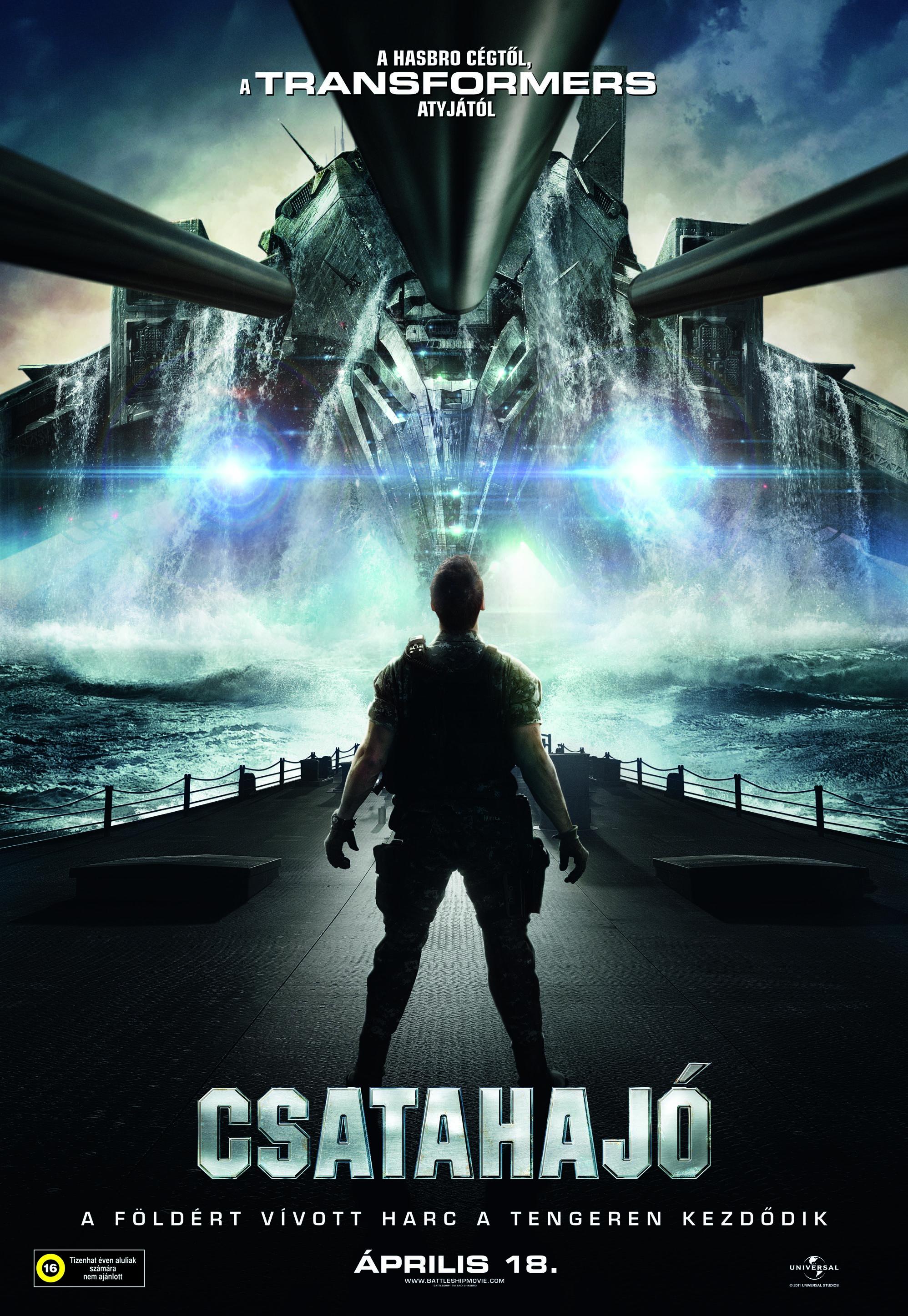 Csatahajó (Battleship 2012)